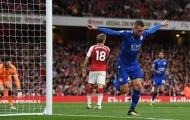 Tại sao Arsenal phải dè chừng Vardy trong đại chiến vòng 9?