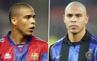 Tiết lộ quá trình Ronaldo 'béo' rời Barca đến Inter mùa 1997