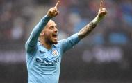 'Từ khi tôi đến, Man City luôn ở cửa trên với Man Utd'