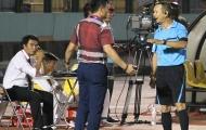HLV Đức Thắng bị phạt 5 triệu, cấm chỉ đạo hai trận liên tiếp