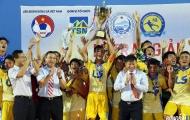 VCK U17 Quốc Gia 2016: Đồng Tháp lên ngôi vô địch