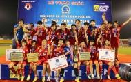 Giải VĐQG nữ 2016: Đánh bại Hà Nội I 2-0, TP.HCM I bảo vệ thành công ngôi vô địch