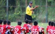 """""""Soái ca"""" Trần Minh Chiến tái xuất cùng U22 Việt Nam"""