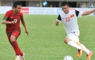 Sao U19 Việt Nam hội quân cùng U21 Hà Nội T&T
