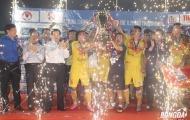 'Dị nhân' U19 Việt Nam giúp U21 Hà Nội T&T lên ngôi vô địch