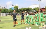 "CLB Avispa Fukuoka ""truyền lửa"" cầu thủ trẻ Cần Thơ"