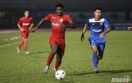 BTV Cup 2016: Hạ Than Quảng Ninh, Bình Dương nuôi hy vọng vào bán kết