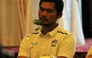 """Thái Lan: """"Vô địch U21 Quốc tế là điểm tựa đăng quang SEA Games 2017"""""""