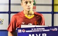 HLV Hữu Thắng ấn tượng với ai nhất ở U21 Việt Nam?