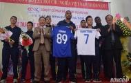 Quảng Nam FC xuất quân 2017: Mục tiêu đổi màu huy chương ở Cup QG