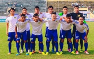 Giải hạng nhất Quốc Gia 2017: Cưa điểm với Viettel, Huế vô địch lượt đi