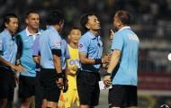 5 điểm nhấn vòng 12 V-League 2017: Top đầu khốc liệt, Long An tiến gần đến Hạng Nhất