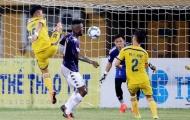 Samson tỏa sáng, Hà Nội FC nghẹt thở hạ Sông Lam Nghệ An