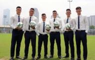 VFF long trọng tiễn chân U20 Việt Nam 'du học' tại Đức