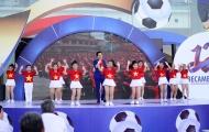 Bình Dương khai mạc giải đấu phong trào lập kỷ lục bóng đá Việt Nam
