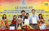 8 đội bóng tranh tài VCK U15 Quốc gia tại Tây Ninh