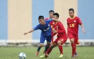 VCK U17 Quốc gia: Đàn em Đức Chinh giành vé vào bán kết