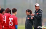 Khoanh vùng đối tượng, HLV Đức Chung đặt mục tiêu gặt vàng SEA Games 29