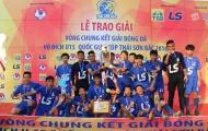 Khởi tranh VCK U15 Quốc gia 2017: ĐKVĐ HAGL chạm trán chủ nhà Tây Ninh