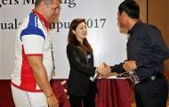 HLV Hữu Thắng khiêm tốn, U22 Thái Lan quyết bảo vệ vàng SEA Games