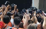Phóng viên SEA Games 29 'bao vây' Ánh Viên