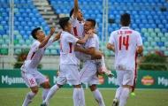 VCK U18 Đông Nam Á: Việt Nam rộng cửa vào bán kết
