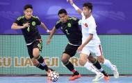 """Futsal Việt Nam chạm trán hai """"ông lớn"""" trời Âu tại Trung Quốc"""