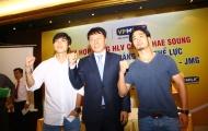 Công Phượng, Tuấn Anh bị 'nhắc khéo' trong ngày ra mắt GĐKT Chung Hae Soung