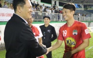 Thầy mới, thầy cũ mừng chiến công HAGL 'quật ngã' Hà Nội FC