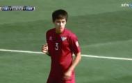 Sao trẻ HAGL chơi 90 phút, FC Uijeongbu thắng 2-1