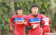 Điểm tin bóng đá Việt Nam tối 07/11: Trường 'híp' nhận quà từ thầy Park; Phi Sơn đợi ngày trở lại ĐTQG