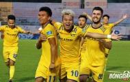 Hạ Bình Dương 2-1 tại Gò Đậu, SLNA chạm một tay vào Cúp vô địch Quốc gia
