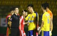 Mất điểm phút cuối U21 Đồng Tháp bức xúc với trọng tài