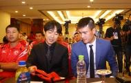 """Công Vinh ra  mắt """"siêu bom tấn"""" mùa giải mới V-League 2018"""