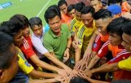 """Tân Binh V-League """"cưa điểm"""" cùng XSKT Cần Thơ"""