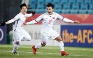 Văn Thanh và hình ảnh bóng đá Việt Nam ở sân chơi châu lục