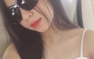 Ngắm bạn gái xinh đẹp của 'người hùng' Quang Hải