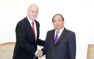 Điểm tin bóng đá Việt Nam tối 11/02: Chủ tịch FIFA 'hiến kế' giúp Đông Nam Á đăng cai World Cup 2034