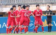 Bảng B VCK U19 Quốc gia 2018: HAGL thắng dễ, SLNA thua nghiệt ngã phút cuối