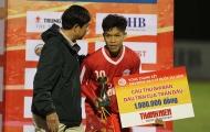 'Gà son' Hữu Thắng 'nổ súng' U19 Viettel giành vé vào bán kết