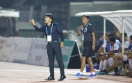 Thua muối mặt, HLV Toshiya Miura kêu gọi khán giả TP.HCM kiên nhẫn