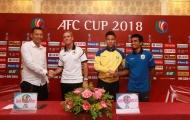 HLV Đức Thắng: 'Chơi tất tay ở AFC Cup vì thương hiệu bóng đá Việt Nam'