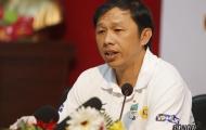 HLV Dương Minh Ninh nói gì về 'thảm bại' của HAGL trên sân Thống Nhất?