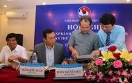 Điểm tin bóng đá Việt Nam sáng (17/04): Đại hội VFF lại hoãn, Tuấn Anh được đài thọ tại Hàn Quốc