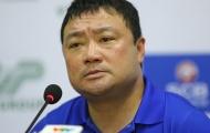 Trương Việt Hoàng đã làm nghề HLV thì không sợ bị sa thải