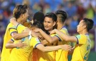 Tiến Dũng U23 bắt chính, FLC Thanh Hóa bắn hạ Long An 2-0