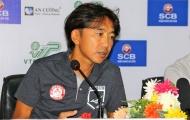 """HLV Miura: """"Công Vinh từ chức không ảnh hưởng đến đội bóng"""""""