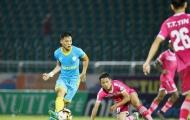 """Sài Gòn FC bị """"ngựa ô"""" Khánh Hòa chia điểm nghiệt ngã ở phút cuối"""