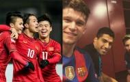 Điểm tin bóng đá Việt Nam tối 26/05: Lộ diện dàn sao Barcelona gặp U23 Việt Nam