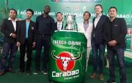 Điểm tin bóng đá Việt Nam sáng 16/06: Cựu danh thủ ngoại hạng Anh đến bốc thăm Carabao Cup